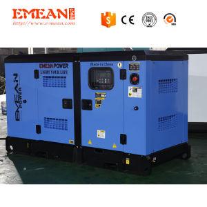 Uitstekende Diesel 350kVA van Genset 280kw van de Macht Yuchai Stille Elektrische Generator