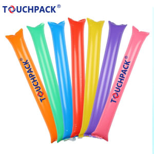 Anuncios de promoción aclamando el ruido del ventilador Sticks Sticks Trueno Maker