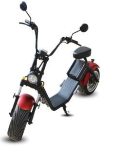 Venda por grosso CEE 1200W 60V Adulto Harley City Scooter eléctrico
