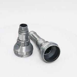 Custom Precision fundição de moldes de alumínio metálico de investimento para a Lâmpada da Lanterna