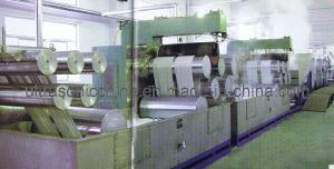 Machine à fibre discontinue en polyester