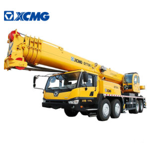 XCMG QY70K-I 70 Ton Camioneta hidráulicos grúa montada en levante