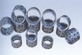 ZAB Lubricants-Embedded sólida base de cojinete de aleación de zinc