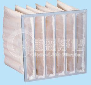 De middelgrote Filter van de Zak van de Efficiency Antistatische F5