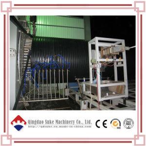 Skrg_850 HDPE tubo espiral de grande diâmetro da linha de produção