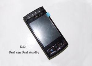 Doppel-SIM verdoppeln Einsatzbereitschaft (K82)