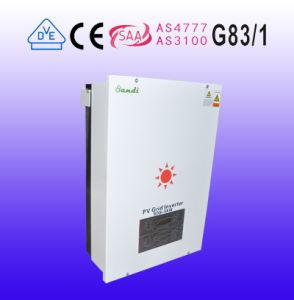 El inversor de la cuadrícula de 5KW4777 Transformerless pasa a Australia como el Código de Seguridad (SDS-5KW).