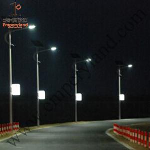 Prix spécial 30W projet du gouvernement énumérés IP68 Rue lumière solaire