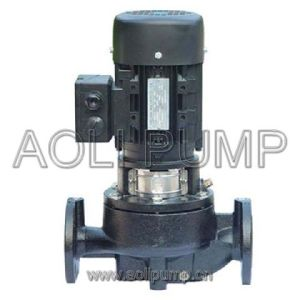 Il TD Vertical Single Stage Delivery in-linea Centrifugal Water Pump
