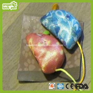 Farben-Drucken-Satin-Gewebe-Form spielt Maus