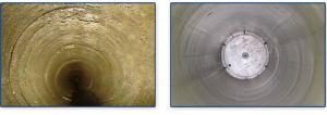 X120UV Reparação perfeito do Canal alternativo de água subterrânea