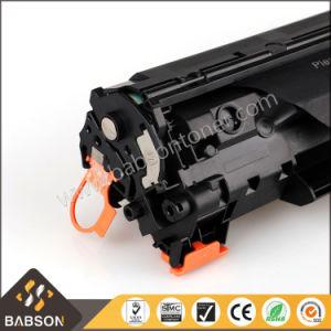 Pas de résidus de poudre noire Cartouche de toner compatible universel CB435A/35A