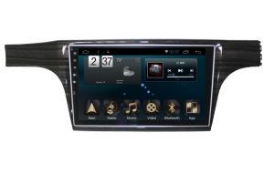폭스바겐 Lavida를 위한 차 영상에 있는 인조 인간 6.0 시스템 차 DVD 차 GPS 항법을%s 가진 10.2 인치