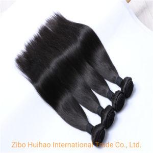 2019 Remy droites des cheveux naturels vierges Raw trame Tissage de cheveux