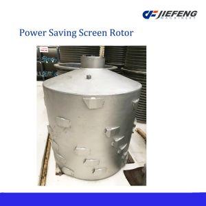 SS304/316 Alta resistência ao desgaste do Rotor do ecrã para a Fábrica de Papel