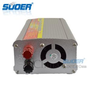 Invertitore 2000W (SUA-2000AF) di potere di CA 12V di CC di Suoer 220V