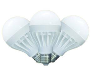 Nuevo producto SMD 5730 7W B22 bombilla LED bulbos de plástico LED con garantía de un año