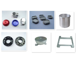 Präzisions-Aluminium/Edelstahl/Blech, das Teile mit Qualität stempelt