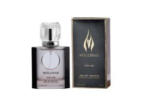 Perfume de almíscar branco em stock