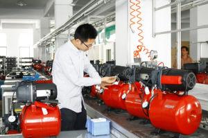 L'alésage en plusieurs stades de la pompe avec certificat CE