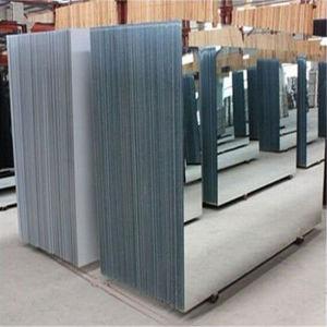 La forme d'aluminium poli de sécurité Types/argent pansement miroir miroir pour la salle de séjour