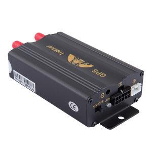 Sistema de alarma vehículos GPS Tracker GPS para coche103A con la Web de servir y cortar el motor