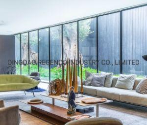 Claro reflectante templado tintado templado vidrio laminado aislante fábrica de vidrio flotado para la construcción de la puerta de la ventana