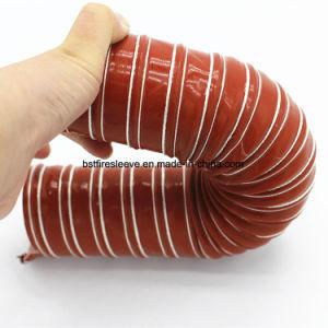 Silicone flexible de traitement d'air à haute température