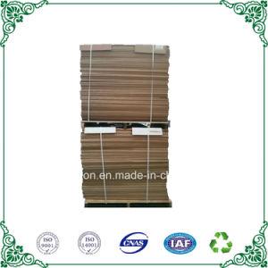 Carton corrugado cartón interminables 5 capas de cartón plegado