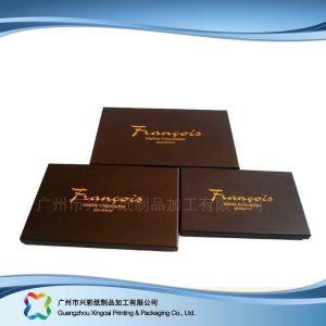 마분지 뚜껑 & 바닥 패킹 의복 옷 구두 상자 (xc APS 004)
