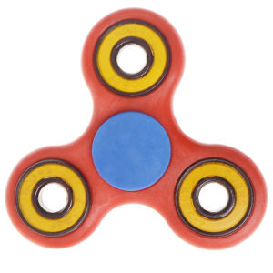 Fidget Toy Stress Relief Anxiété Autisme Red Hand Spinner