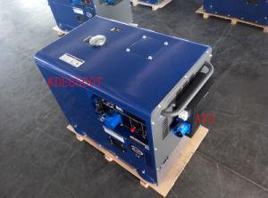 2-10kw AC S ingle Fase 4.2Kw gerador diesel Air-Cooled silenciosa com ATS para casa e recordações Use