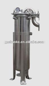 De Huisvesting van de Filter van de Zak van het roestvrij staal voor de Behandeling van het Water