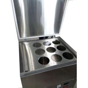 [ستينلسّ ستيل] جليد قالب يجعل آلة سعر