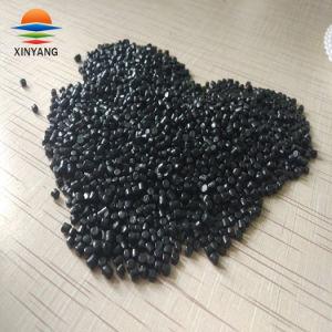 Nero di carbonio di colore di alta concentrazione Masterbatch per EVA/PE/PP/ABS/Pet