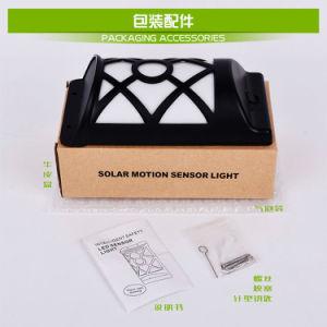 Alta qualidade com marcação e RoHS Jardim Solar Luz de parede LED