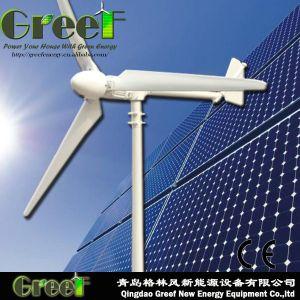 1kw -10kw horizontaler Mittellinien-Wind-Turbine-Generator mit Controller