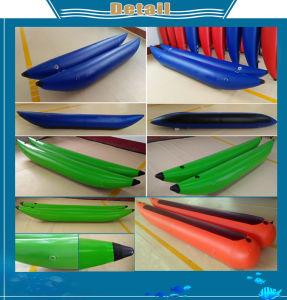 0.9mm /1.2mm PVC膨脹可能な管の釣のための膨脹可能なボートのポンツーン