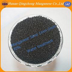 Het Zand van het mangaan voor de Verwijdering van Iron&Mn van de Reiniging van het Water van Water