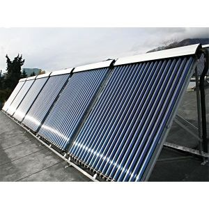 Thermosiphonの太陽給湯装置を予備加熱する高性能