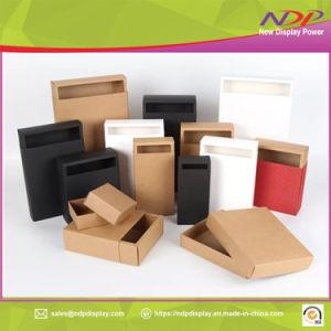 Calcetines de diferentes tamaños personalizados lazos cajón portaobjetos Caja de papel