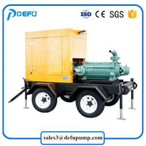 Dieselmotor-Meerwasser-Übergangsmehrstufige Schleuderpumpe
