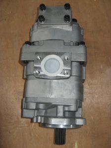 O Japão Bomba de engrenagem hidráulica 705-52 705-52-30050-30051 Para Caminhão Basculante325-5 HD