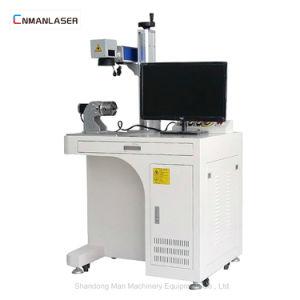 De Laser die van de Bovenkant van de lijst Machine met Kolom van de Lift van 600mm de Hand merken