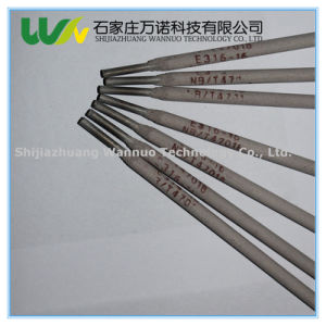 De Lassende Staaf van Aws A5.1 E7015 3.2mm van de Elektroden van het Lassen van de fabrikant J507