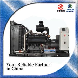 Gruppo elettrogeno autoalimentato del motore diesel di Sdec Schang-Hai