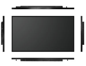 I5 OPS CPU-interaktiver Touch Screen LCD-Monitor