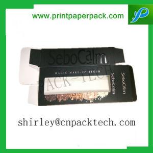 Vakje van het Document van het Venster van de Giften van het Parfum van de Rechthoek van de douane het Kosmetische
