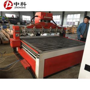 Router CNC de alívio de 3D para o trabalho da madeira