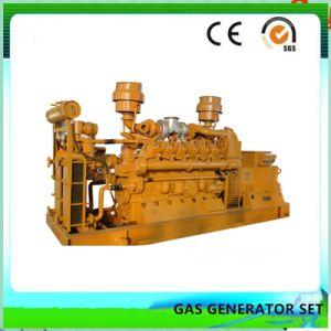 Contenedor en silencio Gran Poder 1000 Kw grupo electrógeno de gas de combustión